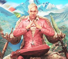 Pagan Min, Far Cry 4