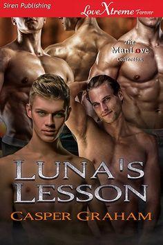 Luna's Lesson by Casper Graham (Siren Publishing)