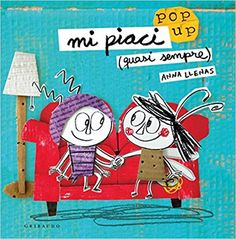 I Love You (nearly always) Anna Llenas Templar Publishing Roly is a woodlouse – the king of camouflage, Rita, a super-cool firefly. Surprisingly, or maybe not if you believe the 'opposites attract'… Libros Pop-up, Pop Up Art, I Love You, My Love, Les Sentiments, Beautiful Children, Early Childhood, Book Lovers, Childrens Books