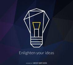 Bulb lighting logo 37 Ideas for 2019 Lighting Logo, Cool Lighting, Mid Century Light Fixtures, Lamp Logo, Ink Pen Drawings, Logo Design Inspiration, Vector Design, Light Bulb, Light Art