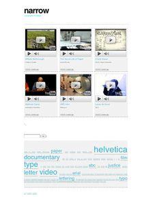 tumblr theme videoo