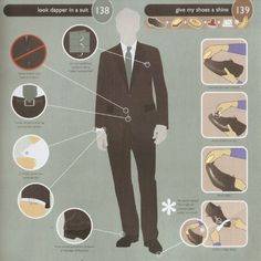 How to look dapper in a suit.