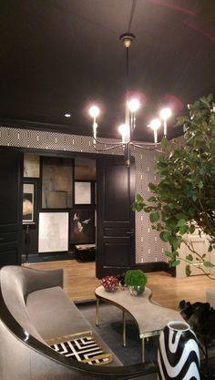 Home for the Holidays Designer Showhouse master sitting room - LightsOnline Blog