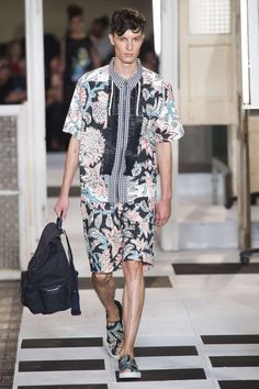 Male Fashion Trends: Antonio Marras Spring-Summer 2017