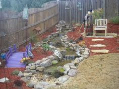 Schon Atlanta Water Landscaping | Water Feature Installation | Pondless Streams  Installation