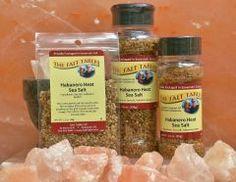 Habanero Sea Salt   The Salt Table   Savannah GA