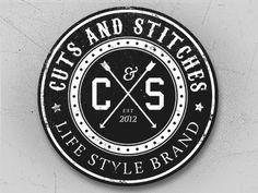 Showcase of 30 vintage style logos...  Logo Design Inspiration