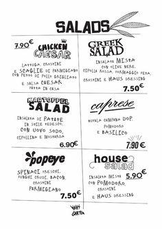 Haus Garten menu