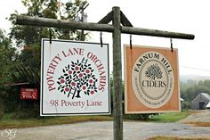Poverty Lane Orchards, Lebanon, NH. (It's a few miles outside of Vermont but the cider is awesome!)