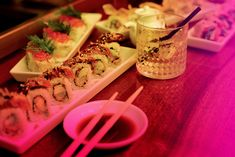 BLUEBERRY MAKI BAR restaurant paris 6e - SUSHI