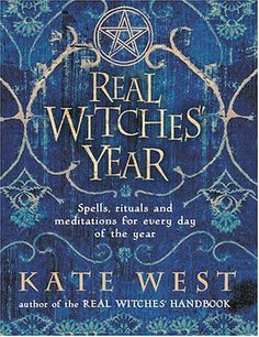 The Real Witches Year: Spells, Rituals And Meditations For Every Day Of The Year by Kate West, http://www.amazon.com/dp/0007189516/ref=cm_sw_r_pi_dp_GHeOrb0DG3THS