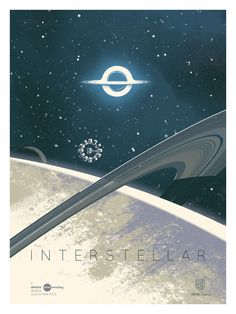 Space. One of our final #IMAX exclusive #Interstellar collector's print. Get yours at participating AMC theatres this Thanksgiving day!