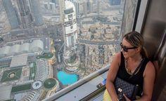 Burj Khalifa taras widokowy