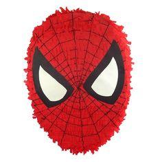 ΧΕΙΡΟΠΟΙΗΤΗ ΠΙΝΙΑΤΑ SPIDERMAN Spiderman, Superhero, Party, Fictional Characters, Spider Man, Parties, Fantasy Characters