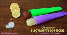 Ditch the store-bought electrolyte popsicles that are full of sugar and artificial ingredients. Homemade electrolyte popsicles are cheaper and easy to make. Homemade Electrolyte Drink, Homemade Popsicles, Homemade Ice, Popsicle Recipes, Popsicle Molds, Sports Drink, Kids Meals, Toddler Meals, Real Food Recipes