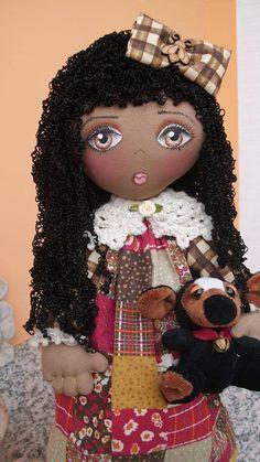 Minha Catarina, amo!!! By Rosangela Trujillo.