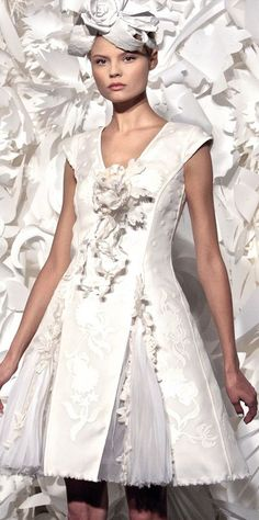 Chanel Couture S/S 2009
