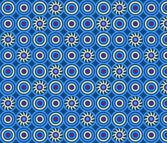 Savannah Bedtime. New fabric by elramsay on Spoonflower - custom fabric