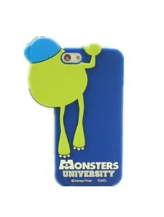 Take Mike Wazowski with you with the latest Monster University phone case for iPhone 5/5s