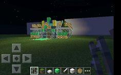 Working on this mansion #myminecraft