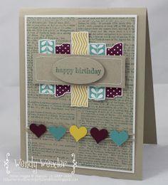 Wendy Weixler: Wickedly Wonderful Creations: More Birthday Wishes - 7/31/14