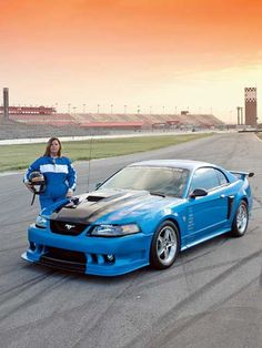 1999 Ford Mustang GT Vicki Griffin- I WANTTT
