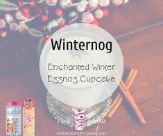 Enjoy the aromas of Enchanted Winter and Eggnog Cupcake. Eggnog Cupcakes, Pink Zebra Home, Wax Warmer, Enchanted, Sprinkles, Kai, Winter, Winter Time, Winter Fashion