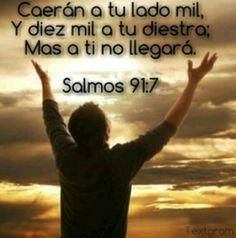 Salmos 91:7