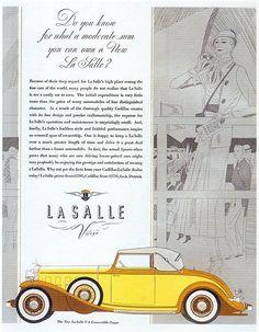 La Salle, 1931 | Flickr - Photo Sharing!