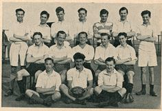 https://flic.kr/p/HnTmvU   Leicester College of Art and Technology rugby team, 1946