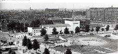 Rotterdam - Groothandelsgebouw & Bioscoop Lutusca. 1950