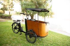 The Ferla Cargo Bike Bimini Top provides essential shade so you can protect your loved ones from the sun while enjoying a day out. Your cargo bike will also benefit from a Bimini Top since the covered portion will be protected from sun and rain. Ferla Premium Bimini Tops are constructed of super-strong canvas fabric. Ferla Bimini is treated for colorfastness, UV stability, and longevity. Includes frame and hardware. Cargo Bike, Stability, Canvas Fabric, Benefit, Rain, Hardware, Strong, Tops, Rain Fall