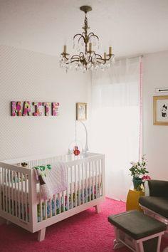 Maite's Eclectic & Colorful Nursery — Nursery Tour