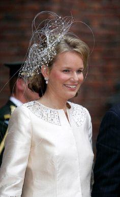 Crown Princess Mathilde of Belgium