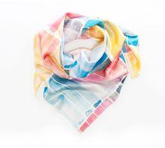 More Than This Silk Scarf // Shana Frase