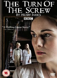 The Turn of the Screw TV 2009 - A naive and sexually repressed young governess is haunted by the ghosts of previous occupants of a mansion.