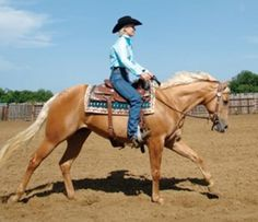 3 Tips to Glue You in That Saddle | Horse&Rider | Western Training - How-To - Advice