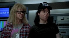 Garth and Wayne (Wayne's World franchise) | 29 Best Male Friendships In Movies, Ranked