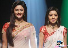 Rashami Desai and Tina dutta