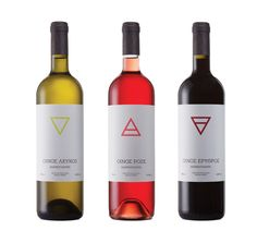 4Elements | Markogianni Winery by Chris Trivizas, via Behance