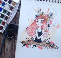 Lydia Sánchez    Illustration