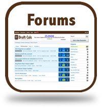 fantasy football forums - year round fantasy football talk