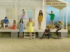 Group shot of revenge cast