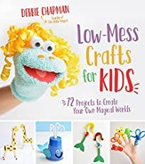 Low-Mess Crafts for Kids: 72 Projects to Create Your Own Magical Worlds by Debbie Chapman. Messy crafts have met their match with these 72 creations that keep out the clutter and mess but pack in the fun and creativity! Fun Halloween Crafts, Fall Crafts, Easter Crafts, Halloween Decorations, Christmas Crafts, Crafts For Kids, Arts And Crafts, Christmas Ornaments, Snowman Ornaments