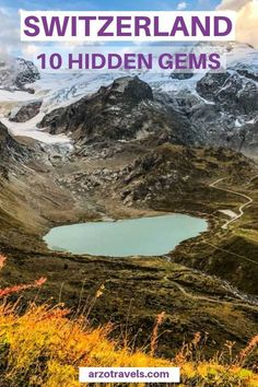 Space Guide Here is the guide to visit 10 hidden gems - that aren't full of crowds but which are equally stunning to the main attractions in Switzerland. Cool Places To Visit, Places To Travel, Travel Destinations, European Destination, European Travel, Europe Travel Guide, Travel Guides, Travel Checklist, Germany