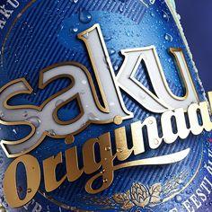 Saku Originaal Beer Beauty Renders on Behance