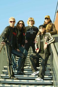 Scorpions - , 14/07/2011 - Festival des Vieilles Charrues - Carhaix (29) - ♥♥♥