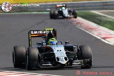 Con acento mexicano: los pilotos aztecas en el GP de Hungría por Chacho López  #F1 #HungarianGP