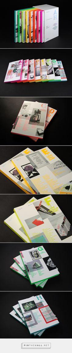 I Love Type Limited Box Set on Behance - created via https://pinthemall.net