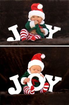 23f880eeb229c Here are ten of the most adorable babies in cute Christmas settings and  outfits! Xmas